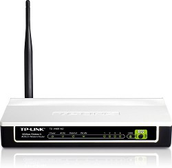 TP-LINK TD-W8951ND - Настройка WiFi и Роутера