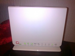 ��������� Wi-Fi �� ������ �� ByFly Huawei HG552d