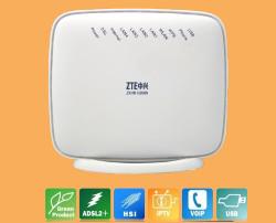 Настройка модема Промсвязь ZTE ZXHN H208N в режим Router